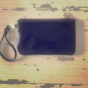 Wristlet with phone charger